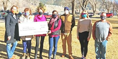 Women Who Care donate $10,600 to Full Circle