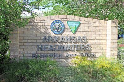 The Arkansas Headwaters Recreation Area office