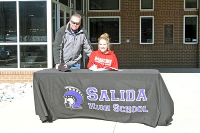 Lily Lengerich signs letter of intent for Minnesota State