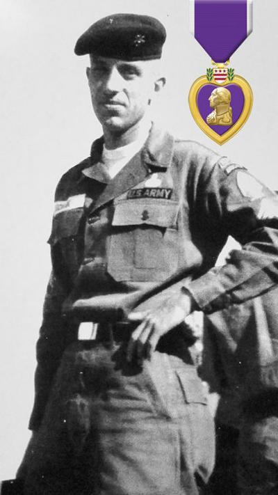 Sgt. 1st Class Frederick J. Lechak