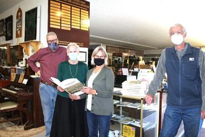 Local author donates books to Regional Library, Salida Museum