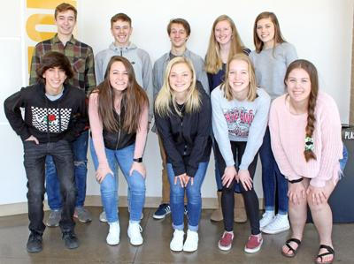 13 student-athletes score Academic All-State honors