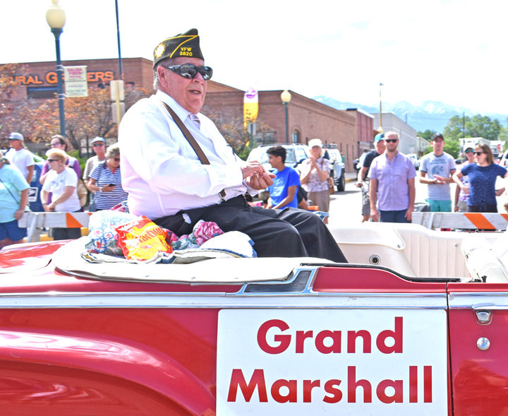 Grand Marshal Jimmy Alloy