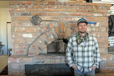 Mason turned chef  builds brick and mortar pizza business