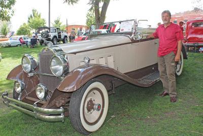 1931 Packard Roadster
