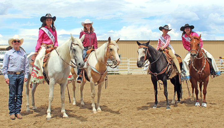 Chaffee County Fair & Rodeo royalty