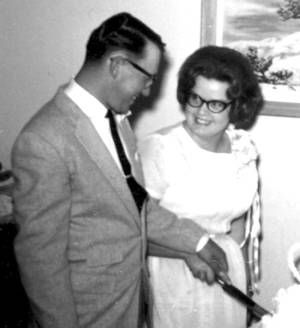 Wilbur and Wilma Lewis