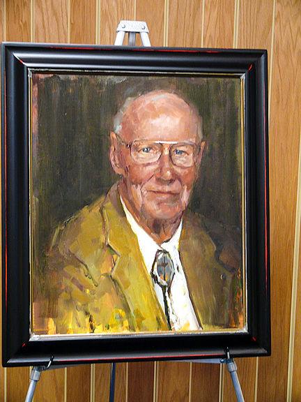 Portrait of Jim McCormick