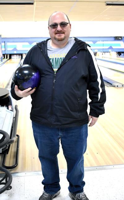 Morgan bowls a 300