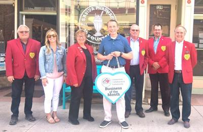Salida Pharmacy & Fountain receives Business of the Month