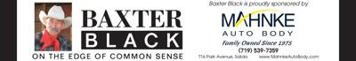 Baxter Black -