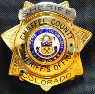 Chaffee County Sheriff logo