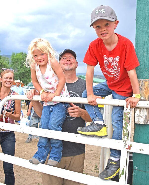 Maryn, Ely, and Cody Spanier