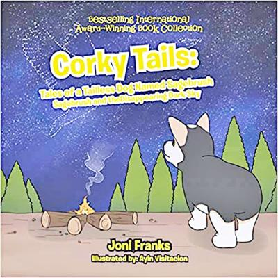 Local author returns for sixth 'Corky Tails' book