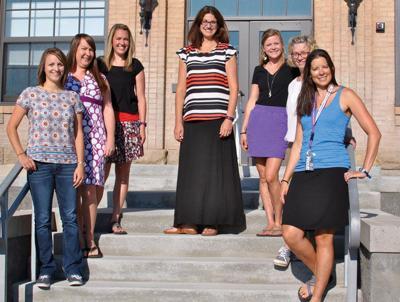 New teachers at Salida School District R-32-J