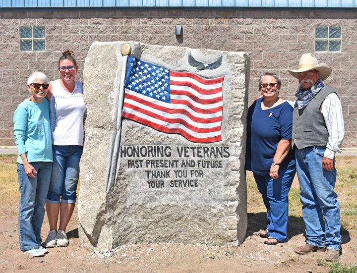 Veterans' Rock