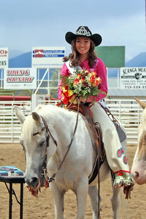 Chaffee County Fair & Rodeo Queen