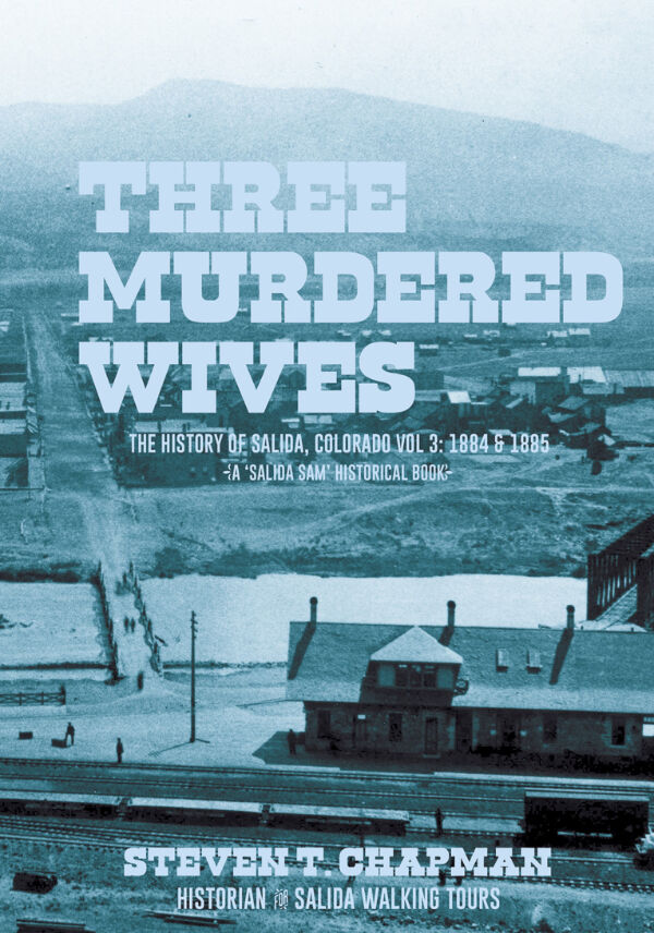 Three Murdered Wives cover