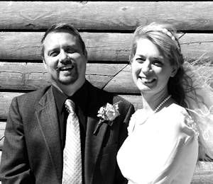 Norm Alan Mellick and  Lisa Marie Garvey