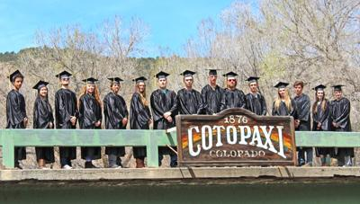 The Cotopaxi High School class of 2019