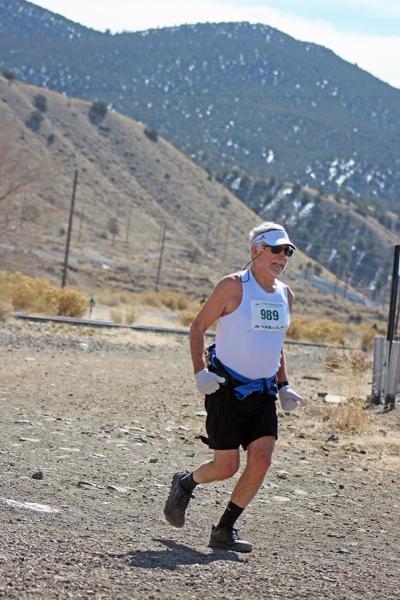 Kenny Wilcox wins Run Through Time half marathon