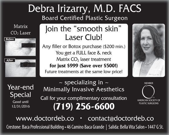 Debra Irizarry, M.D. FACS