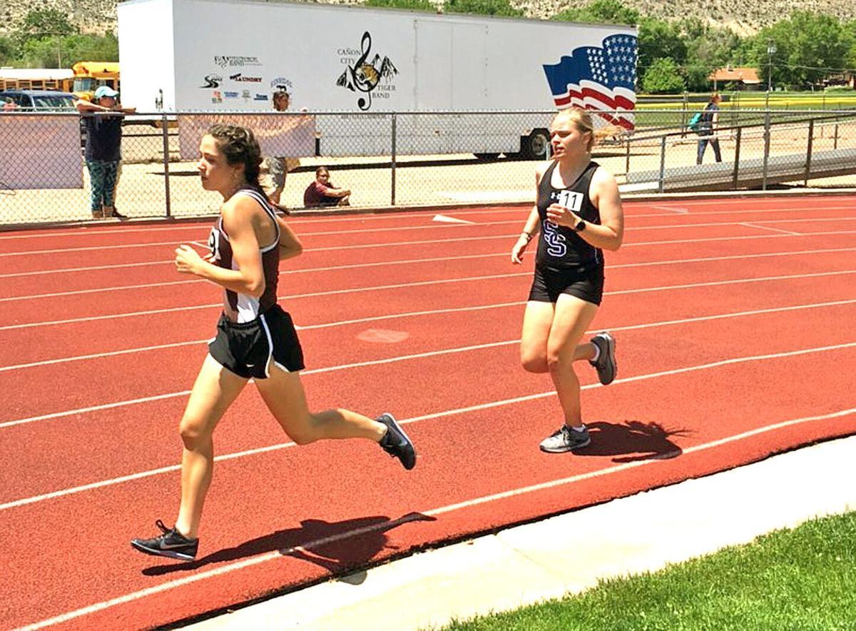 Haynes runs at Blossom Invitational