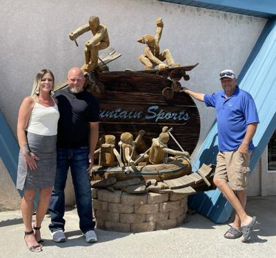 Mountain Sports Haus changes hands
