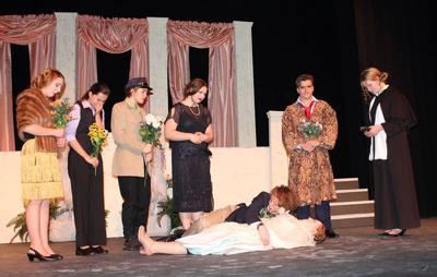 """Hamlet, the Prince of Denmark"""