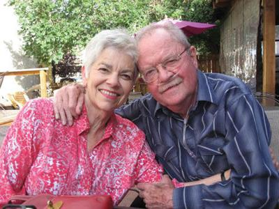 Cathy and Kent Haruf