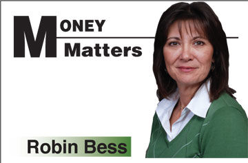 Robin Bess - Money Matters