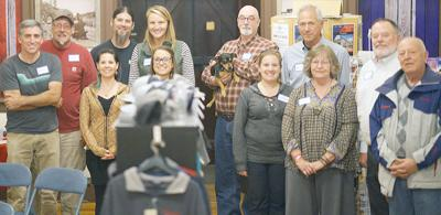 The Buena Vista Chamber of Commerce board of directors and staff