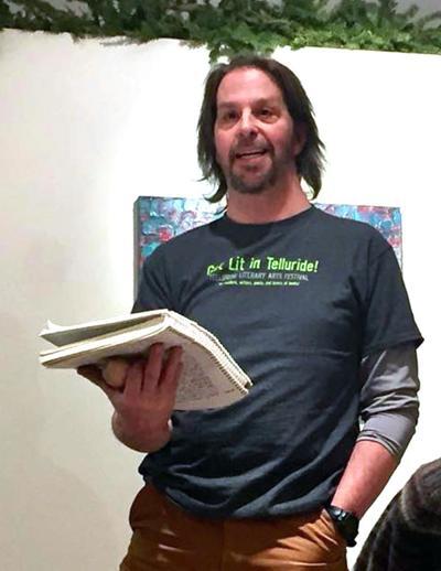 Salida poet Eduardo Brummel