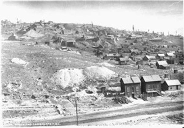 Carbonate Hill