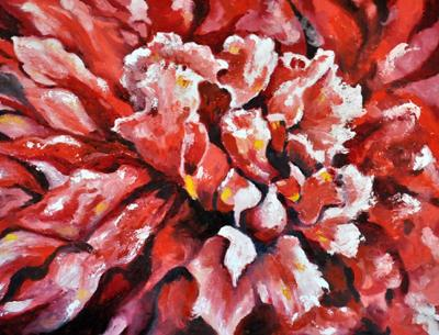 Local artist selected for art exhibition