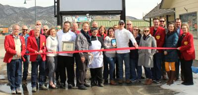 Uptown Grill is welcomed to Heart of the Rockies Chamber of Commerce