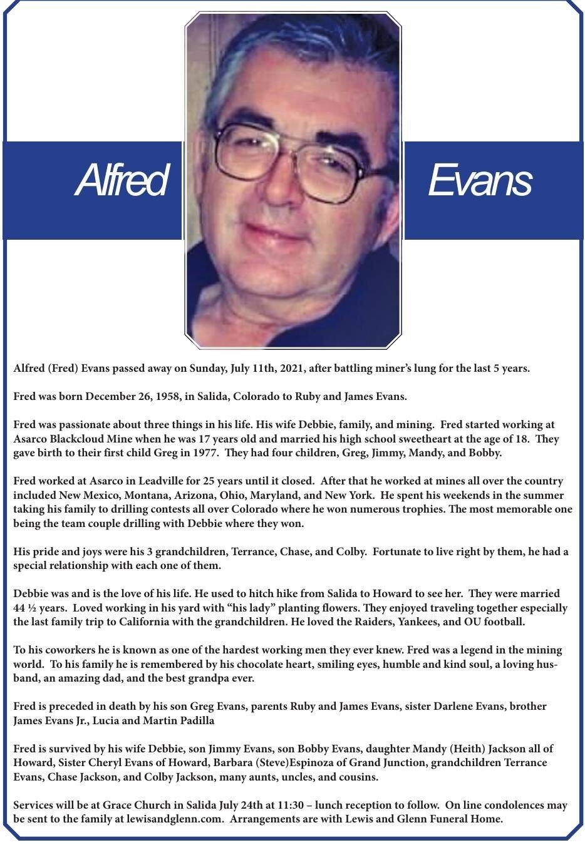 Alfred Evans