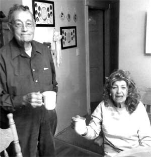Fred and Elsie Griffith -