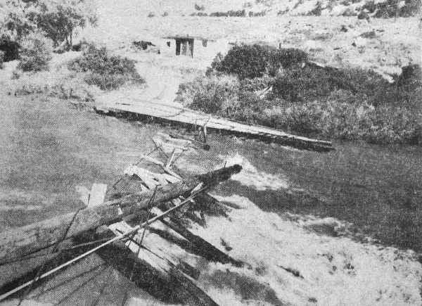 The quarry bridge
