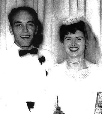 Harold and Florine Lofgren Then