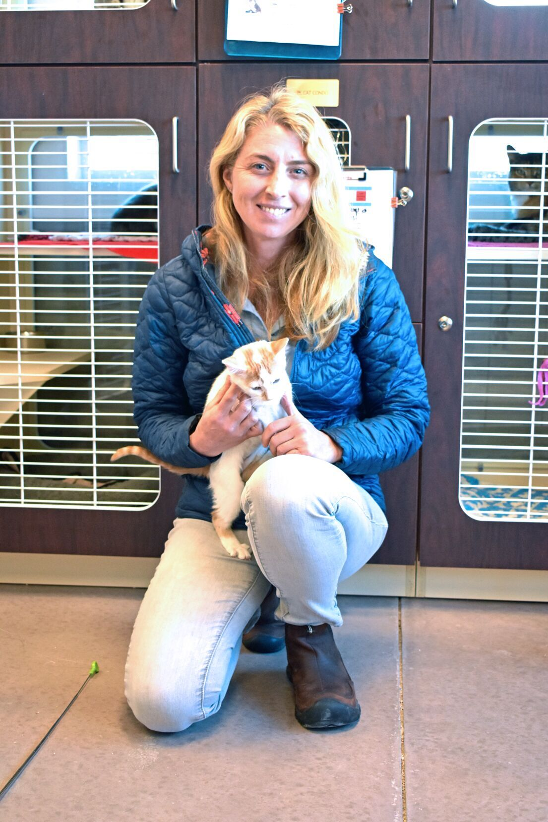 Chaffe's Got Heart recognizes Ark-Valley Humane Society