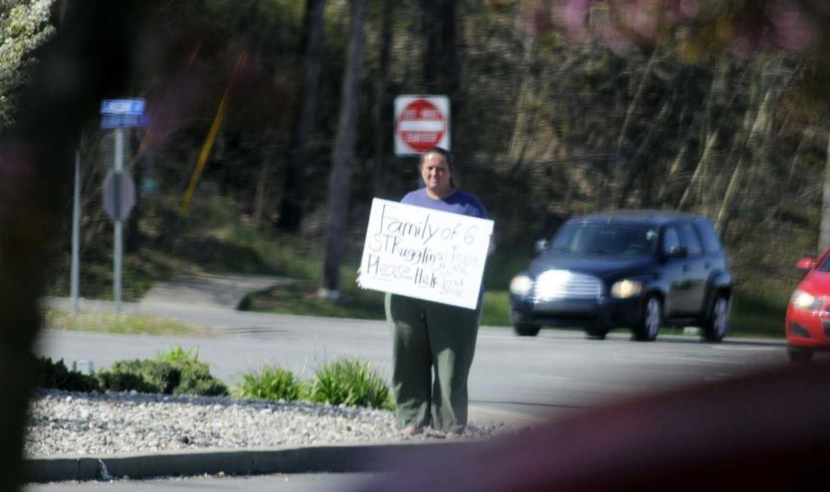 Problem with panhandling