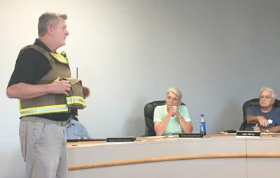 Vine Grove purchasing safety vests for firefighters