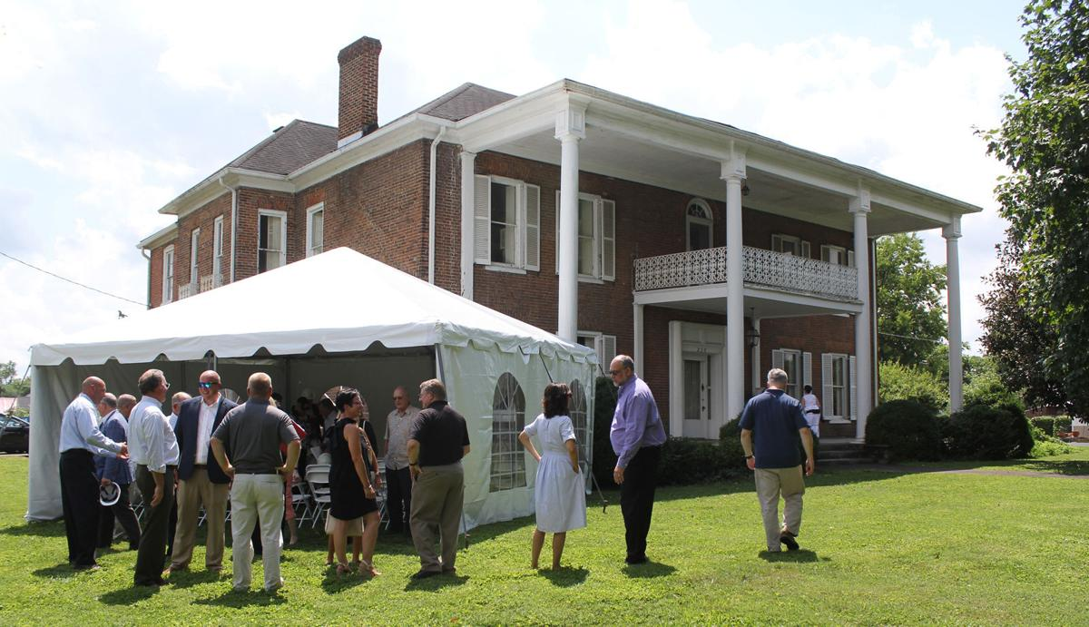 Restoration begins on historic home in E'town