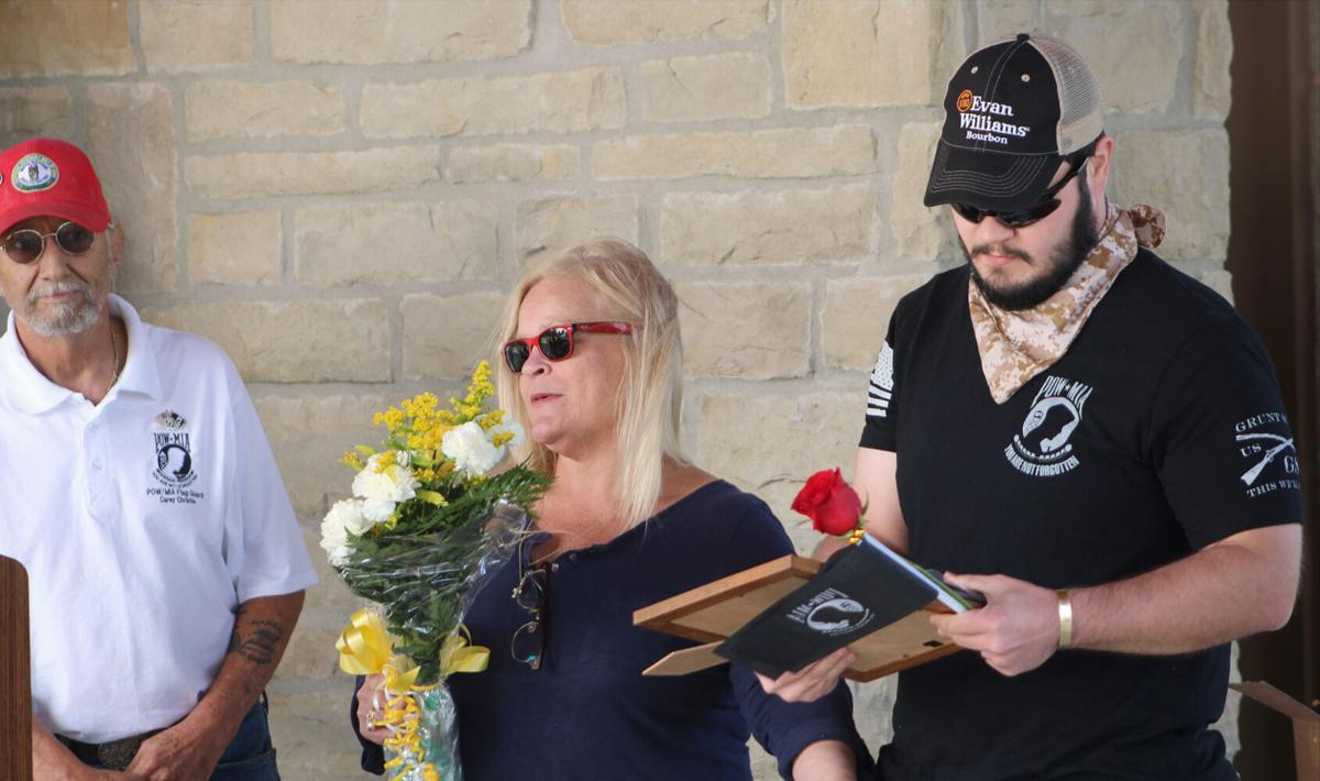 Ceremony reaffirms local commitment to POW/MIA cause