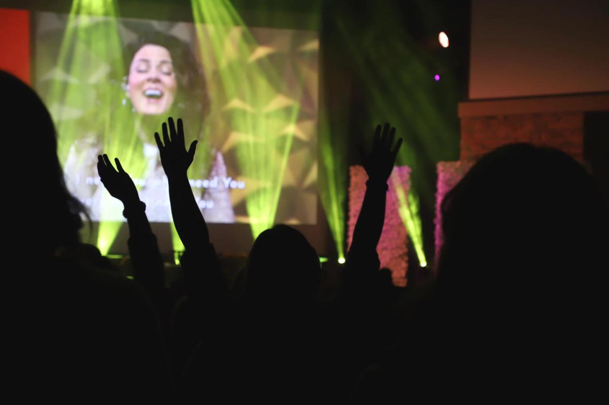 Event teaches women about God, investing in others