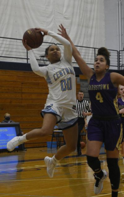 GIRLS' PREP BASKETBALL: Central falls to Bardstown