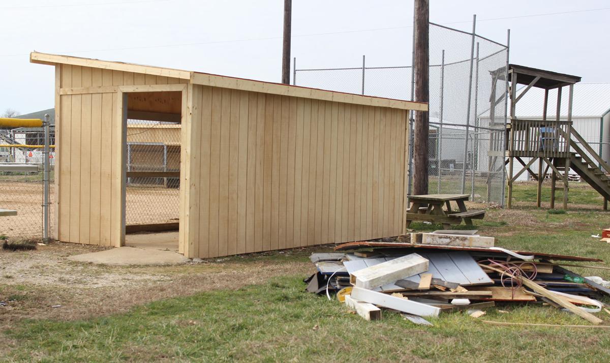 South Hardin Sports gets park upgrade