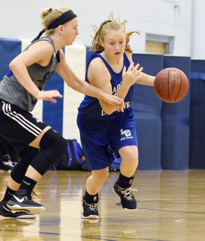 GIRLS' PREP BASKETBALL: LaRue County hopes to avoid fall (06/14)