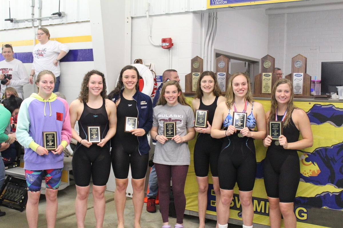 PREP SWIMMING: Elizabethtown teams win Region 3 championships